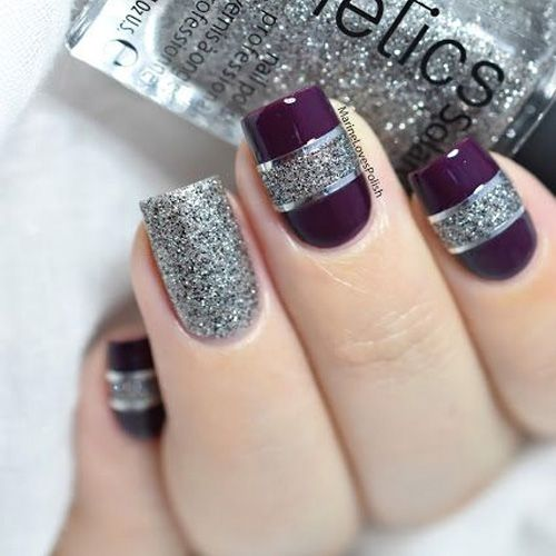 Best Nail Art Designs Gallery: 25+ Best Ideas About Bling Nail Art On Pinterest