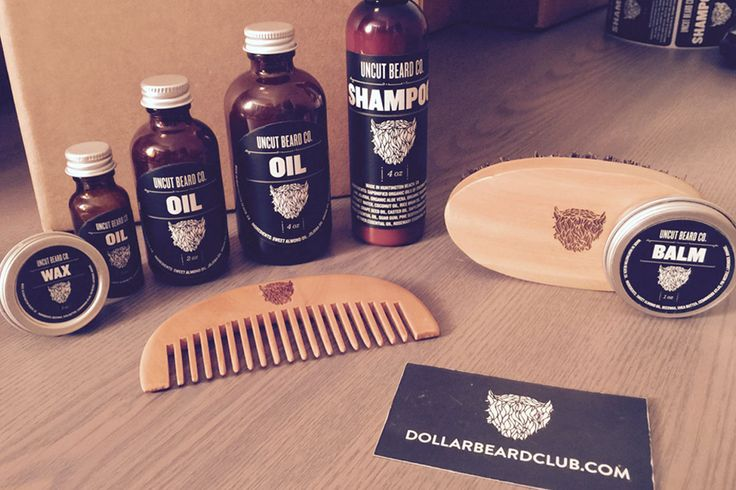 Dollar Beard Club | Cratejoy Subscription Box Marketplace