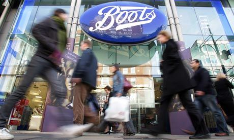 """Boots has admitted it was wrong to use separate in-store signs labelling girls' and boys' toys – putting Science museum toys in the latter category. Author Megan Peel, told the Guardian she had emailed Ian Blatchford, the director of the Science Museum, to make him aware of how Boots was marketing the toys. """"He replied within 10 minutes, copying in the head of trading and asking him to investigate immediately. He also mentioned that they had a large festival celebrating women in science..."""