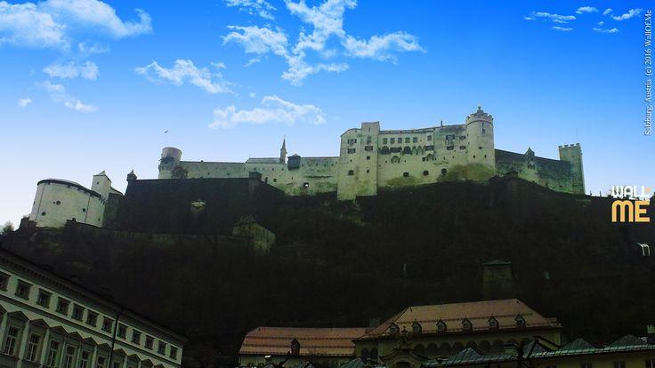 2016, week 33. Hohensalzburg Castle - Salzburg, Austria.  Picture taken: 2012, 03