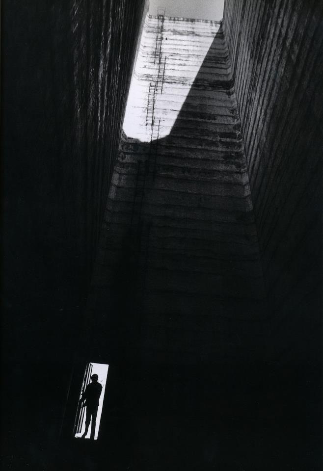 rené burri - tower by luis barragán (1969), mexico city, mexico