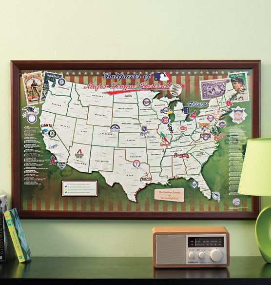 Custom Horizontal Porcelain Photo Ornament – Track Travel Map