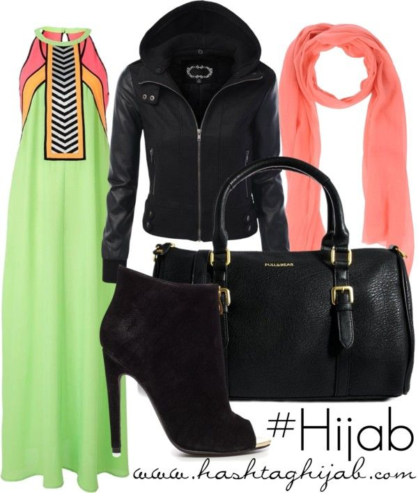 Hashtag Hijab Outfit #277