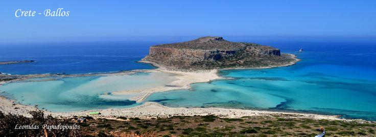 Ballos - CRETE Island -GREECE