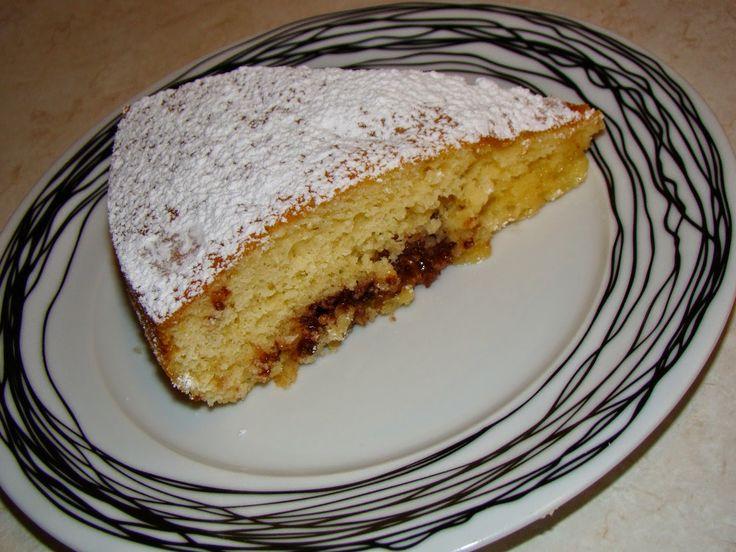 Olga's cuisine...και καλή σας όρεξη!!!: Τυροκέικ με μερέντα