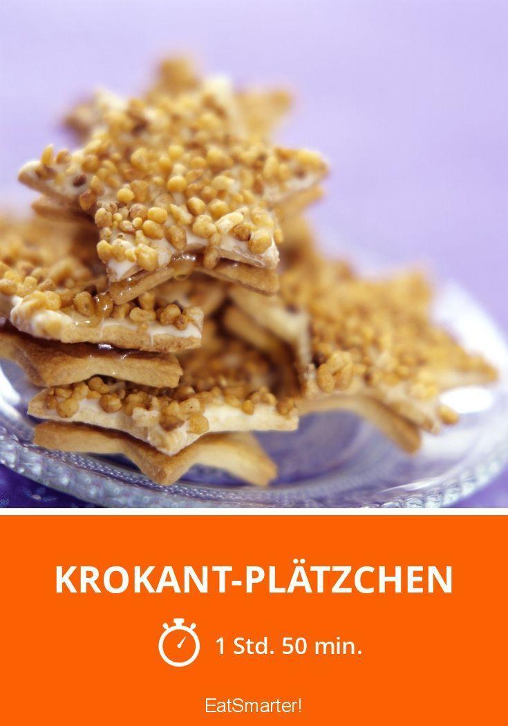 Krokant-Plätzchen - smarter - Zeit: 1 Std. 50 Min. | eatsmarter.de