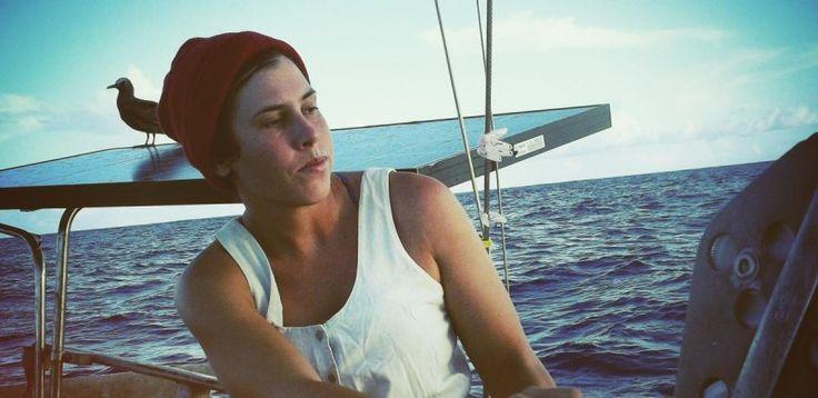 Emily Richmond: feliz travesia, felices olas, islas, rompientes y noches estrelladas | mujeresviajeras.com