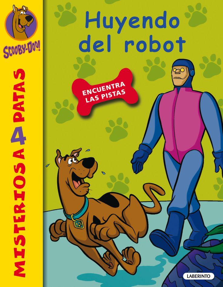 Misterios a 4 patas nº24. Huyendo del robot   http://www.edicioneslaberinto.es/libros/629/24-huyendo-del-robot