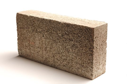 Q: What building material is stronger than concrete, 100% sustainable, non-toxic, & reduces our carbon footprint naturally. Is resistant to mold, insects & fire and can be made ENTIRELY in the US? #hemp #cannabis