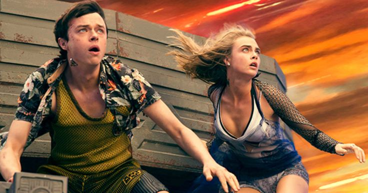 Cara Delevingne & Dane DeHaan Hit Hyperspace in New 'Valerian' Photos -- Director Luc Besson goes behind-the-scenes of his epic sci-fi adventure 'Valerian and the City of a Thousand Planets'. -- http://movieweb.com/valerian-movie-photos-delevingne-dehaan/