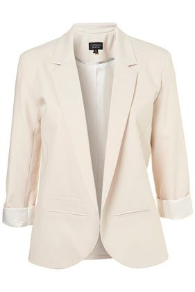 Oyster Boyfriend Blazer, been on the hunt for a good fitted blazer since i've been in chicago