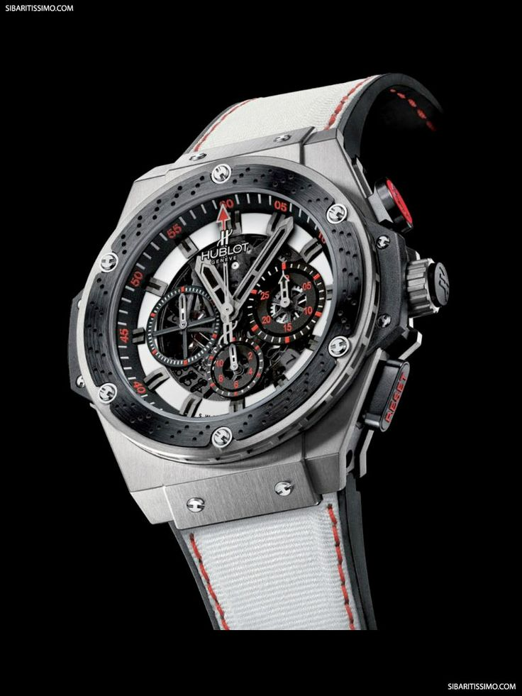 #PerfectWatch:Reloj Hublot F1 King Power Suzuka