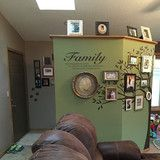 What better way to display photos of your loved ones than in our Family Tree Decal! Place framed photos all around the tree! Photo Tree, memory tree, beautiful and elegant, makes the best feature wall