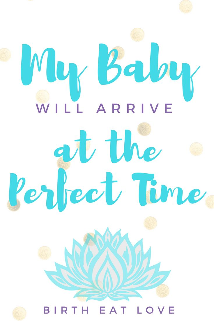 Birth Affirmation for when Labor is looming. Use this birth affirmation when labor is looming to help ease the anxiety and fears that pop up in the final weeks of pregnancy.