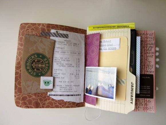 cool mini book by ann-marie