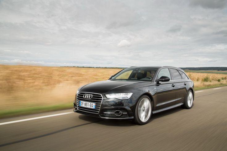 Essai comparatif: la Volvo V90 D4 défie l'Audi A6 Avant TDI 190 ultra