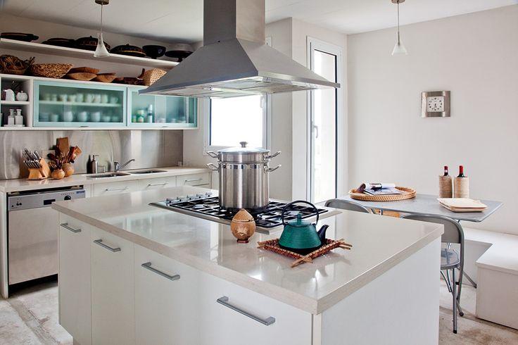 Las 25 mejores ideas sobre muebles laqueados en pinterest muebles pintados y pintura de los - Revestimiento para cocinas ...