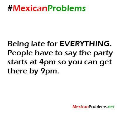 More experience with this than I should probably have for someone who's not even Mexican
