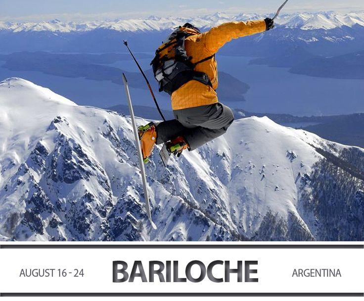 #Bariloche #Skiing