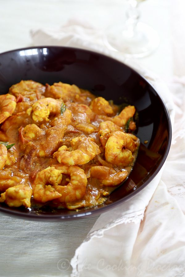 The Cooking Doctor: Thai Prawn Massaman Curry