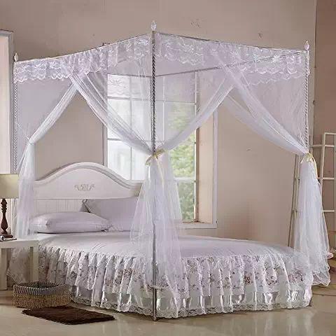 Amazon Girls Twin Canopy Bedding Home Kitchen