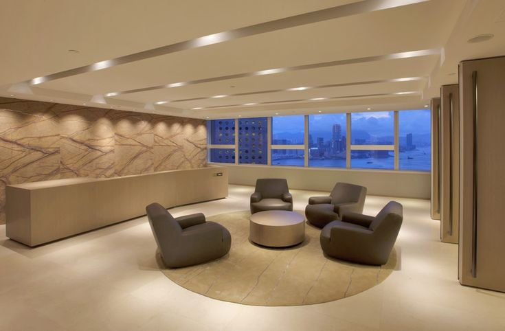 Weil, Gotshal & Manges | Law Firm | Reception and Waiting Area