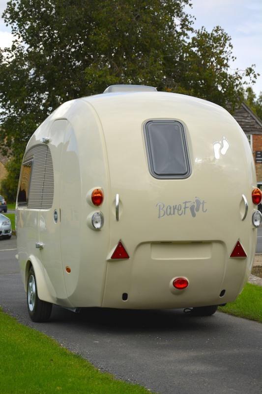Exterior pictures - Gallery - Barefoot Caravans