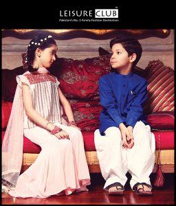 Kidswear Party Line Eid Ul Fitr Exclusives Collection by Leisure Club 16 256x300 Kidswear Party Line Eid Ul Fitr Exclusives Collection by Le...