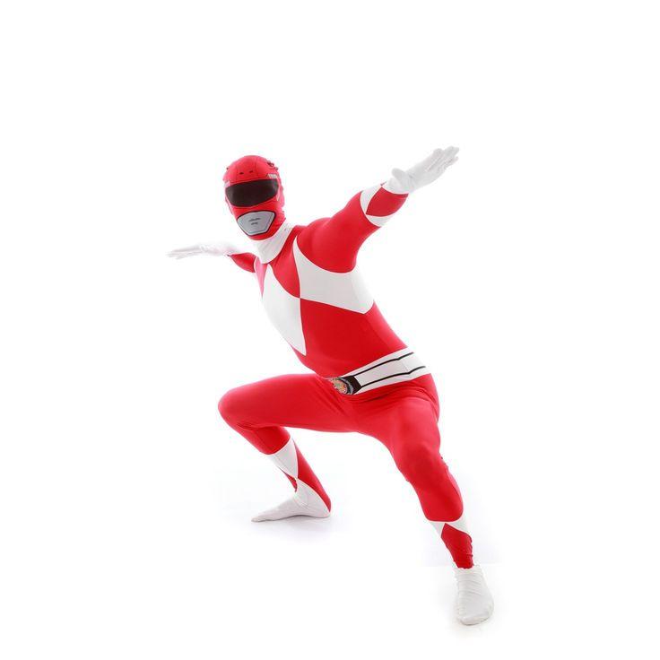 Go Go Power Rangers. Mighty morphin' morph red power ranger suit. Fancy dress as the red power ranger   #powerrangers #power #ranger #costume #red #fancydress #halloween #party #kidstv #childatheart
