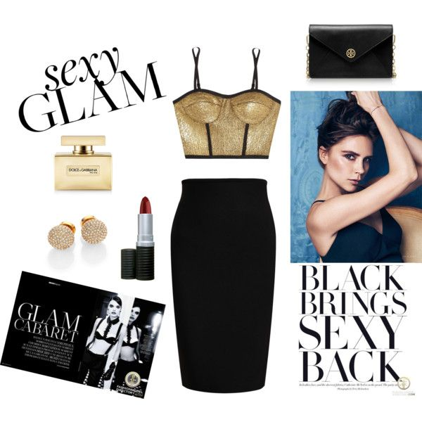 """Glam Look"" by fashion-district on Polyvore"