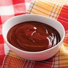 Sauce  à fondue - Sauce relevée à l'érable - Recettes - Cuisine et nutrition - Pratico Pratiques