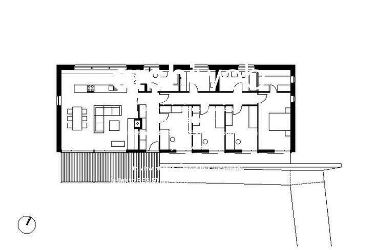 archiweb.cz - Rodinný dům v Mstišově