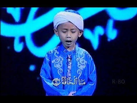 Hafidz Indonesia - Aza Hafidz Indonesia - QS. Al Haaqqah - Babak 3 Besar...