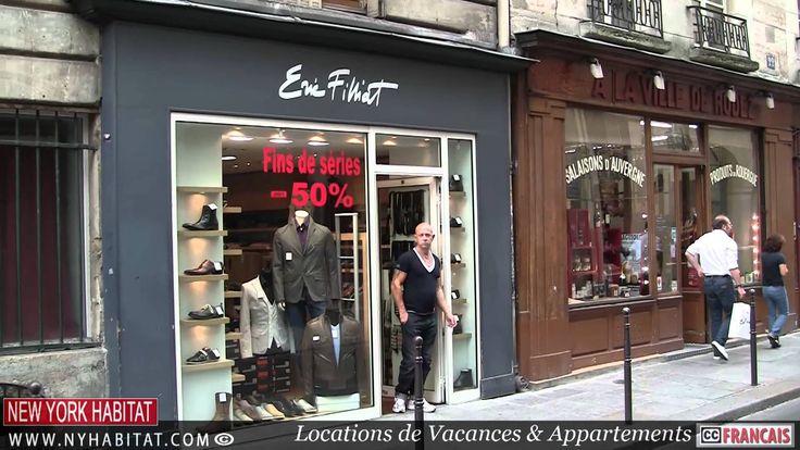 Paris, France - Visite Guidée du Quartier du Marais (Partie 2)
