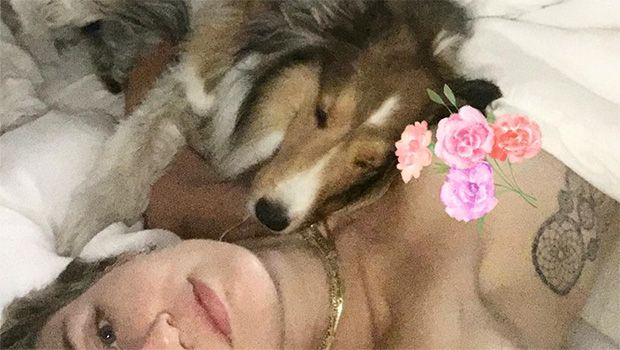 Miley Cyrus Poses Topless In Bed & Shares The Sexy New Snap On Instagram https://tmbw.news/miley-cyrus-poses-topless-in-bed-shares-the-sexy-new-snap-on-instagram  Miley Cyrus has been at the forefront of freeing the nipple, and she darn near did it again if it wasn't for Instagram's pesky nudity rules. We've got the pic of her topless in bed.Oh that Miley Cyrus. Even before she became such a hippie chick, she's always been a fan of going without clothes . The 24-year-old had a nice lazy day…