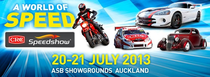 Show dates for 2013 confirmed: 20 & 21 July