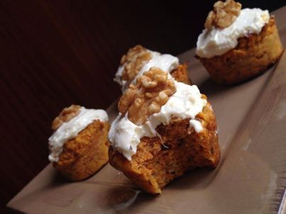 Carrot & Walnut Protein Muffins: *Sugar Free, Gluten Free, (and Dairy Free if you omit icing)