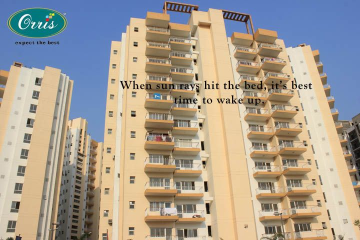 3 Bhk, 4 Bhk #Completed #residential #projects in #Gurgaon by #OrrisInfrastructure