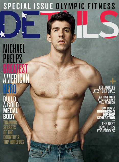 "Michael Phelps: I Got ""Fat,"" Gained 25 Pounds After Beijing Olympics - UsMagazine.com"