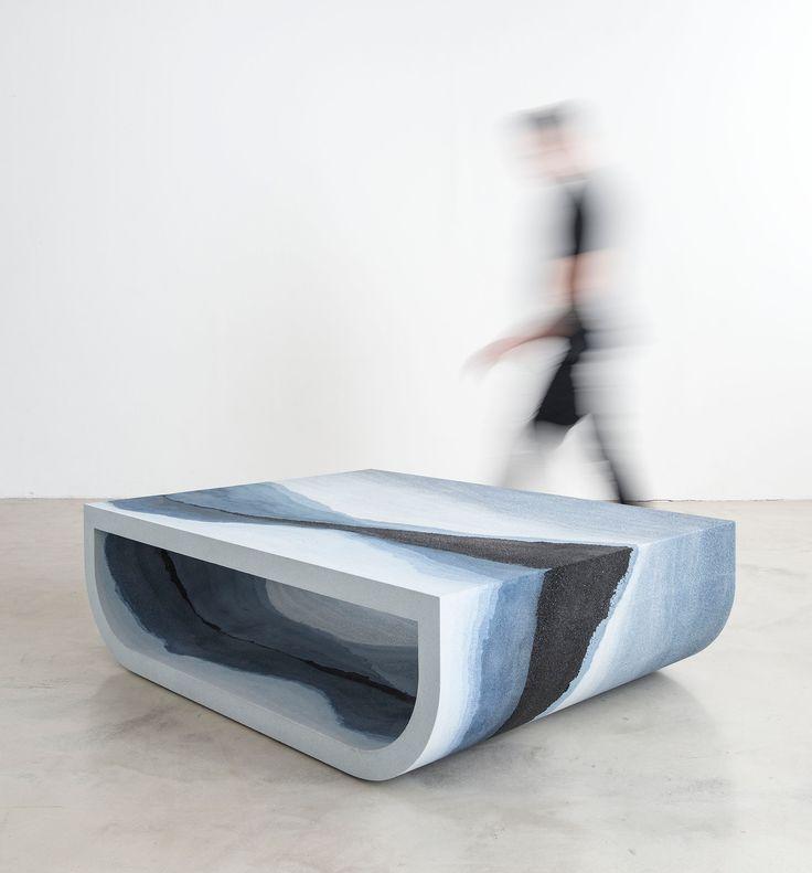 Schön Fernando Mastrangelou0027s Escape Collection Mixes Sand, Silica, And Powdered  Glass