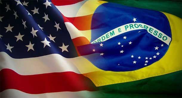 BRAZIL PARCERIA COM ESTADOS UNIDOS