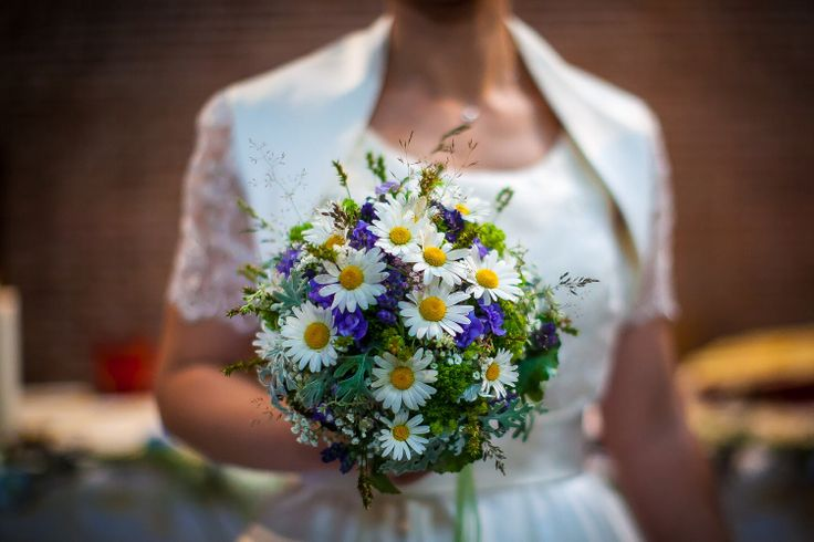 #Daisy #spring #wedding