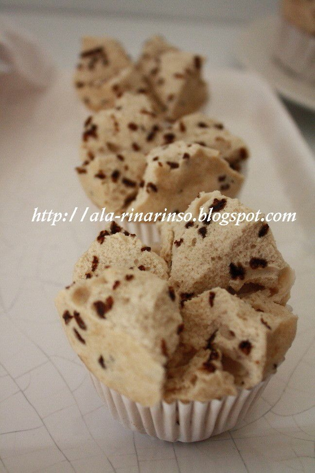 Dapurnya Rina: Bolu Kukus Susu Coklat