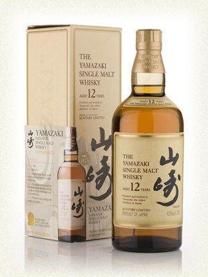 Yamazaki 12 Year Old $66.76