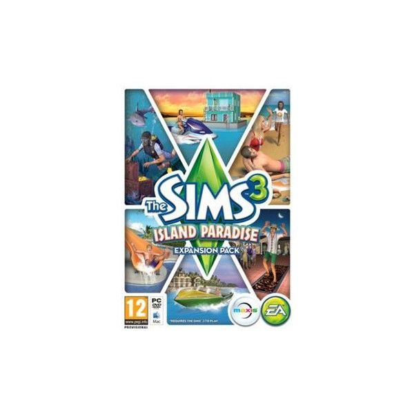 how to play sims 3 island paradise