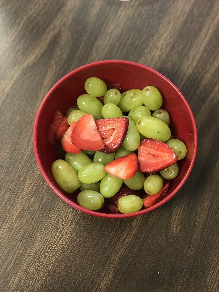 Snack Idea Fruit