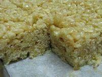 Pooh Bear Honey Slice (CWA recipe)