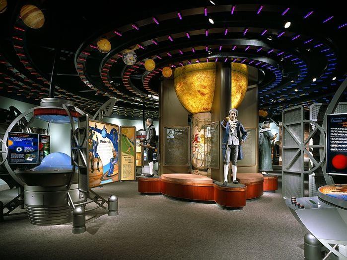 Lasm Planetarium Tipton Associates Architecture