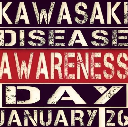 National Kawasaki Disease Awareness Day   STOCKPILING MOMS™