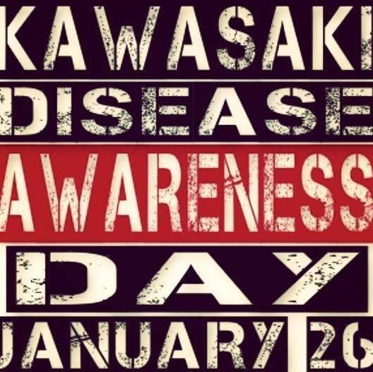 National Kawasaki Disease Awareness Day | STOCKPILING MOMS™